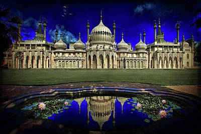 Photograph - The Royal Pavilion At Sunrise by Chris Lord