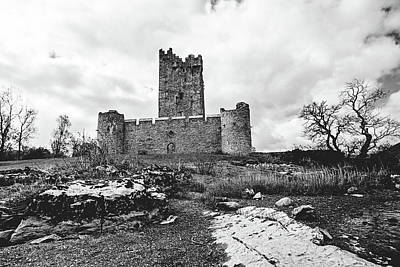 Photograph - The Ruins Of Ross Castle by Scott Pellegrin