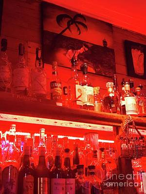 Photograph - The Rum Bar by Michael Krek