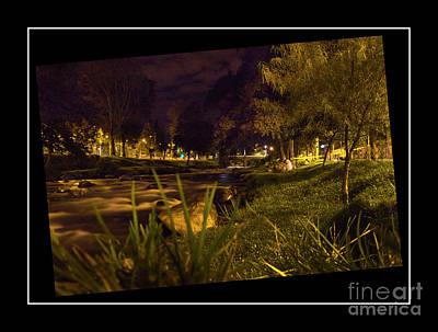 Photograph - The Rushing Rio Tomebamba Iv by Al Bourassa