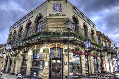 Rutland Photograph - The Rutland Arms London by David Pyatt