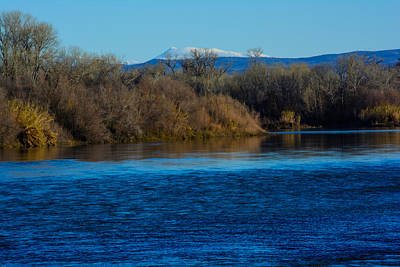 Photograph - The Sacramento River At Corning by Tikvah's Hope