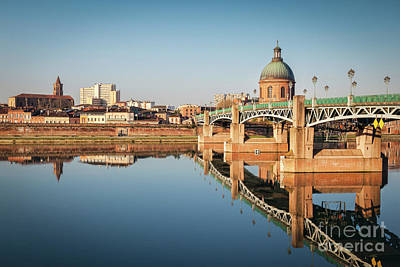 Photograph - Reflections, Toulouse by Colin and Linda McKie