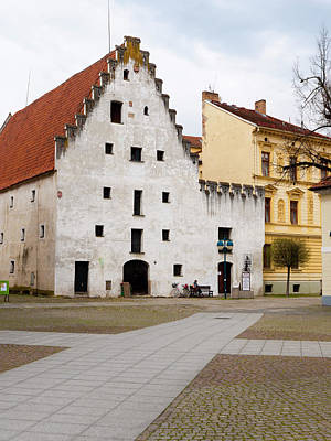 Budejovice Photograph - The Salt House by Rae Tucker