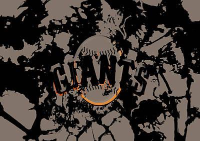 The San Francisco Giants Art Print