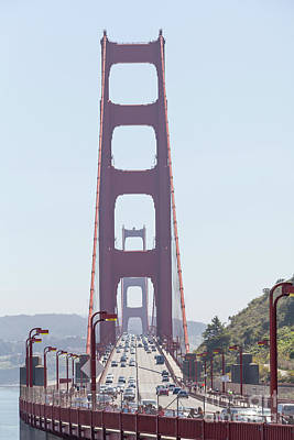 Photograph - The San Francisco Golden Gate Bridge 5d2942 by San Francisco Art and Photography