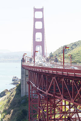 Photograph - The San Francisco Golden Gate Bridge 5d2948 by San Francisco Art and Photography