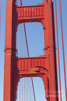Photograph - The San Francisco Golden Gate Bridge 5d2987 by San Francisco Art and Photography
