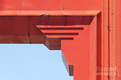Photograph - The San Francisco Golden Gate Bridge 5d2992 by San Francisco Art and Photography