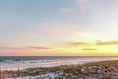 Photograph - The Sand Dunes Of The Gulf Of Mexico by Kay Brewer