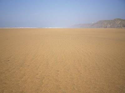 Photograph - The Sands Of Time by Richard Brookes