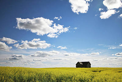 Photograph - The Saskatchewan Prairies II by Ryan Crouse