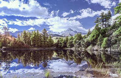 Pond Photograph - The Scene Never Fades by Jon Glaser