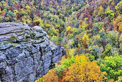 Photograph - The Scenic Overlook by JC Findley