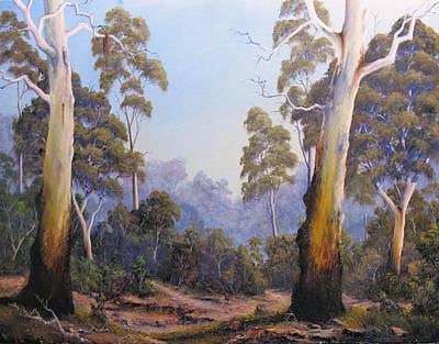 The Scent Of Australian Gumtrees Original