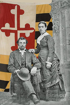 The Schneiders Of Baltimore Art Print