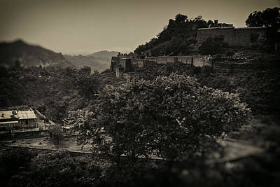 Photograph - The School Next To The Fort by Rajiv Chopra