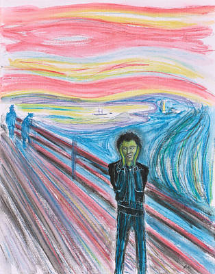 The Scream. Sid Vicious Original