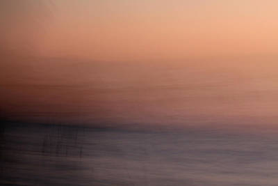 Mauverneen Blevins Photograph - The Sea by Mauverneen Blevins