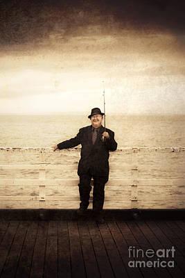 Senior Dog Photograph - The Sea Merchant by Jorgo Photography - Wall Art Gallery