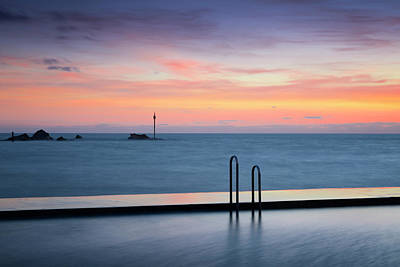Photograph - The Sea Pool by Dominique Dubied
