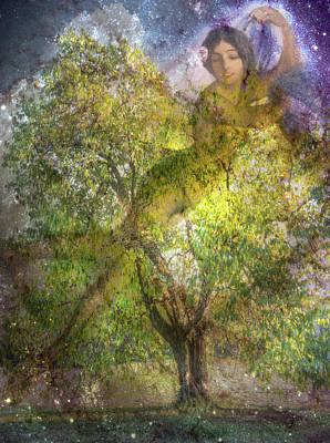 Digital Art - The Seasons Spring by Debra and Dave Vanderlaan