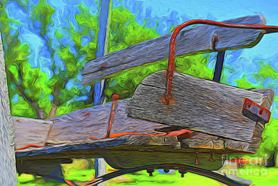 Photograph - The Seat 11018 by Ray Shrewsberry