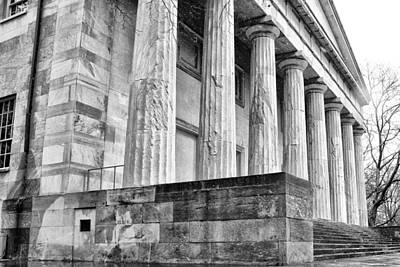 The Second Bank Of The United States Art Print