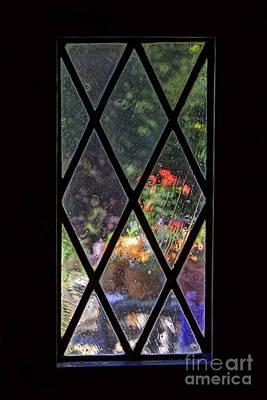 The Secret Garden Art Print by Gary Holmes