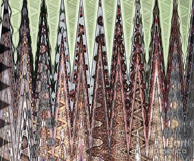 The Secret Language Of Trees Art Print