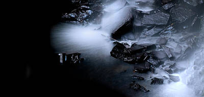 Photograph - The Secret Pool by John Chivers