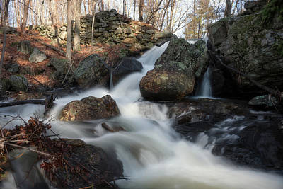 Photograph - The Secret Waterfall 2 by Brian Hale