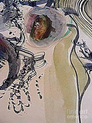 Digital Art - The Seed by Nancy Kane Chapman