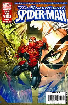 The Sensational Spider-man Original