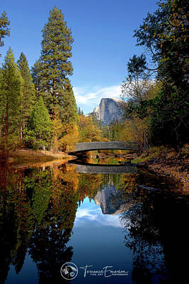 Photograph - The Sentinel Bridge by Terrance Emerson