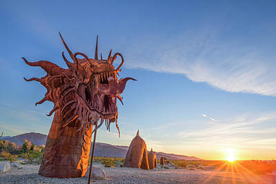 Photograph - The Serpent At Sunrise by Joseph S Giacalone