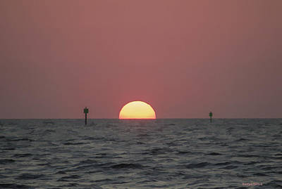 Photograph - The Setting Of The Sun Two by Roberta Byram