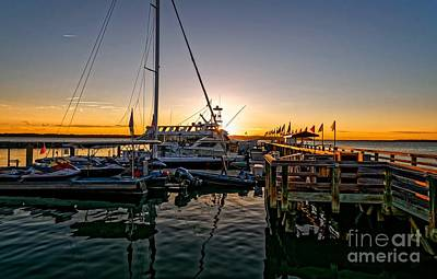 Photograph - The Setting Sun by Paul Mashburn
