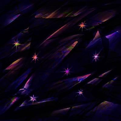 The Seven Stars Art Print by Rachel Christine Nowicki