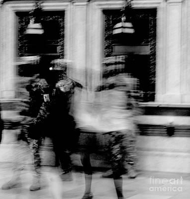 Photograph - The Shadow Guardians by Donato Iannuzzi