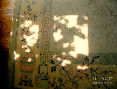 Photograph - The Shadow by Nancy Kane Chapman