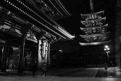 Photograph - The Shadow Of The Temple by Paki O'Meara