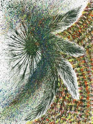 Metaphysical Painting - The Shaman's Journey #614 by Rainbow Artist Orlando L aka Kevin Orlando Lau