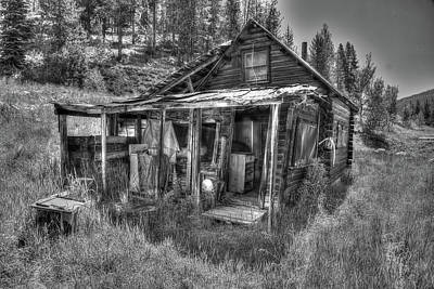 Photograph - The Shanty Home by Richard J Cassato