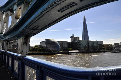 Photograph - The Shard by Andrew Dinh