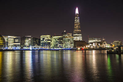 Photograph - The Shard by Gary Lengyel