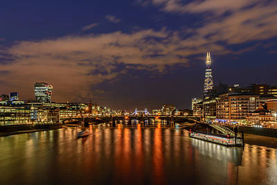 Photograph - The Shard by Ivelin Donchev