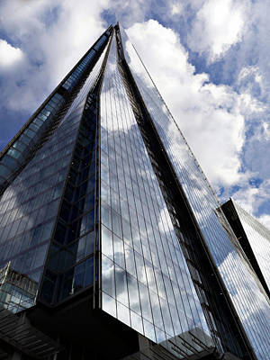 Photograph - The Shard by Joe Schofield