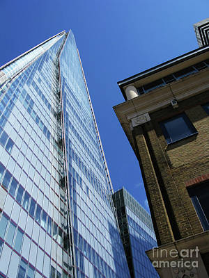 Photograph - The Shard London by Mini Arora