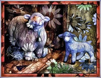 The Sheep Original by Daniel Arrhakis